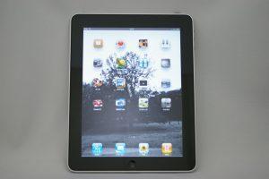 iPadがやってきた!