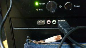 USBの魅力にせまる。