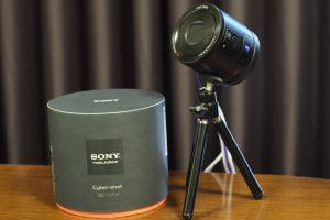 写真が撮れる魔法の筒。(SONY DSC-QX100)