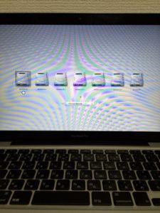 Macbook Proに無理強いしてみた///