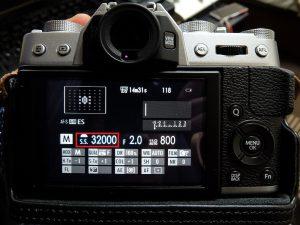 新製品レビュー【Fujifilm X-T10】