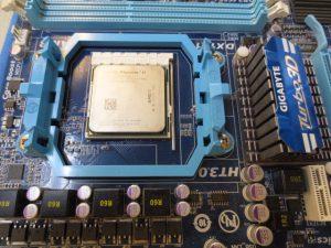 パソコンの脳みそ、CPUが欲しいです・・・。