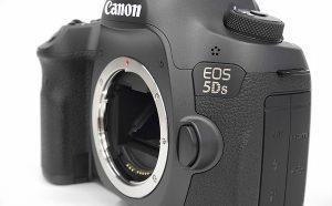 新製品レビュー【Canon EOS 5Ds】