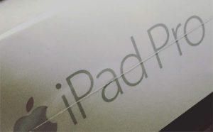 新製品レビュー【iPad Proがやってきた!】