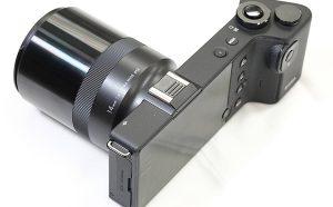 新製品レビュー【SIGMA dp0 Quattro】