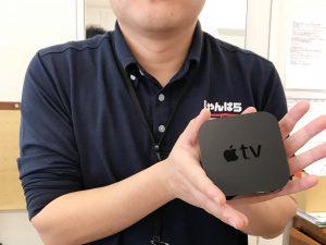 最強コスパ!?美的なデザイン~Apple TV~