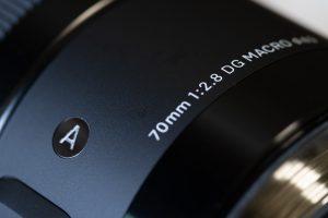 【じゃんぱら】交換レンズギャラリー SIGMA A 70mm F2.8 Macro + SIGMA MC-11 +SONY α7RII ILCE-7RM2