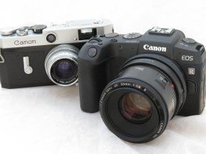 【新製品レビュー】【Canon EOS RP】RPのPは何のP