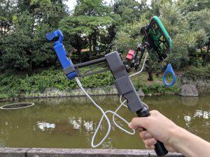 プロの撮影技術を手のひらに【OSMO Pocket】小技編