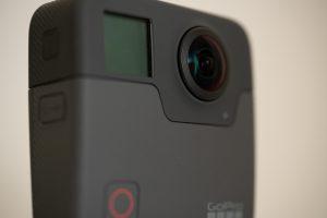 360度カメラを始めてみよう【GoPro Fusion】