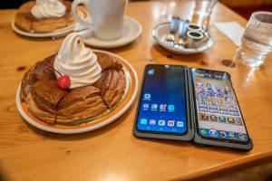 LG G8X ThinQ 901LGを3週間パカパカしての感想
