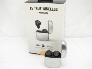 【Klipsch T5】ライター?いいえ、イヤホンです【TRUE WIRELESS】