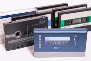 ウォークマン40周年記念モデル【NW-A100TPS】レビュー