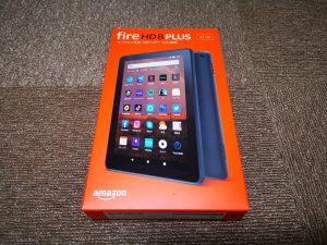 これがあればむしろ引きこもりたい? Fire HD 8 Plus購入&開封の儀!