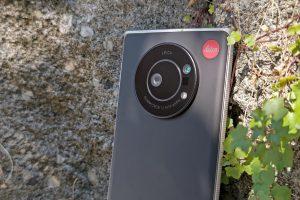 Leica初のスマホLeitz Phone 1をデジカメ視点でレビュー